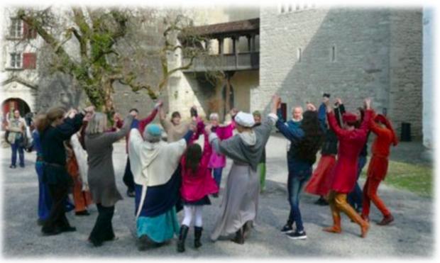 Danses médiévales du Llibre Vermell