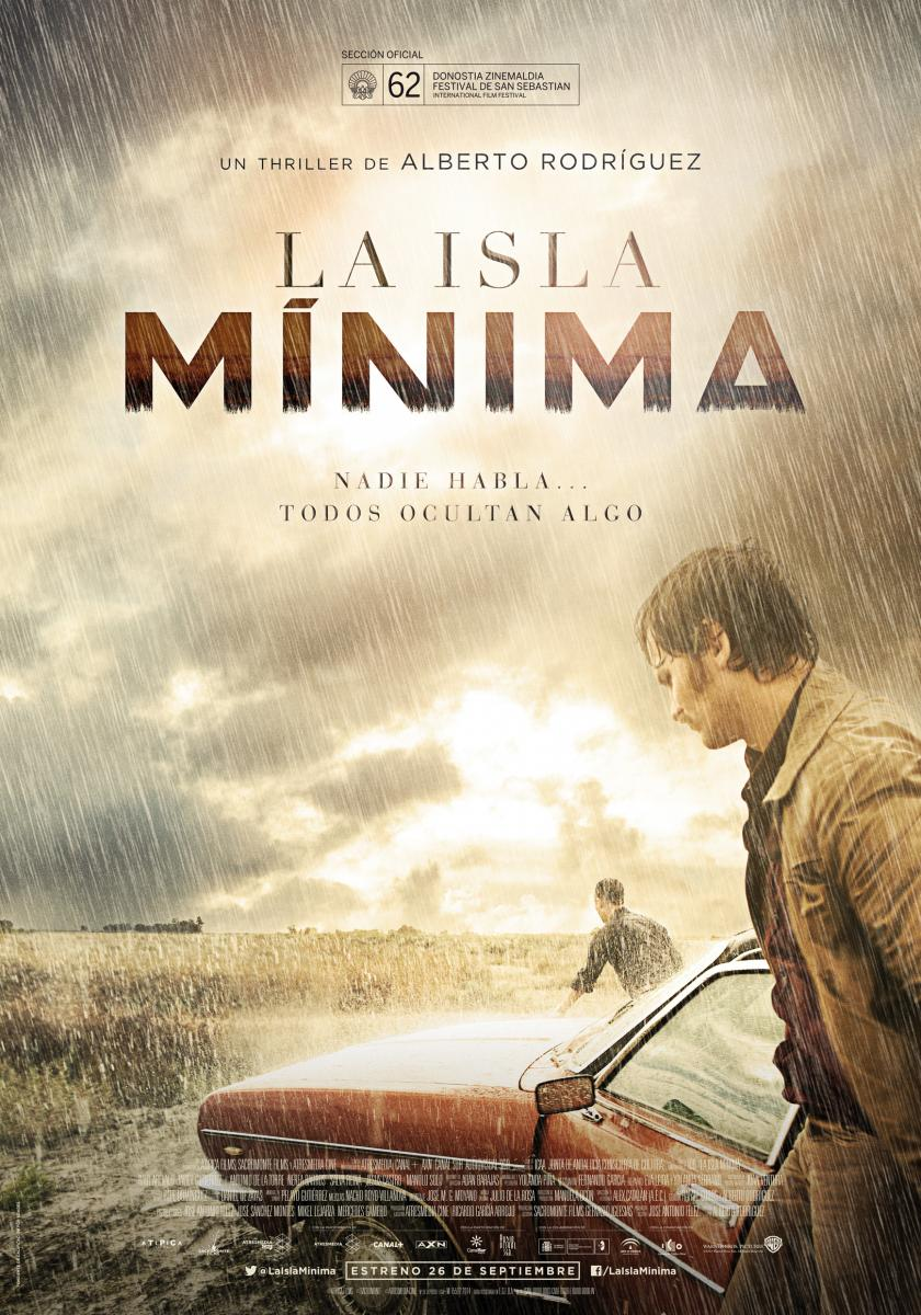 Cine Borromäum – La isla mínima