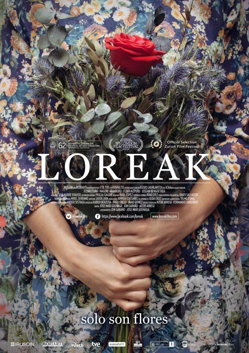 Cine Borromäum – Loreak (Flores)