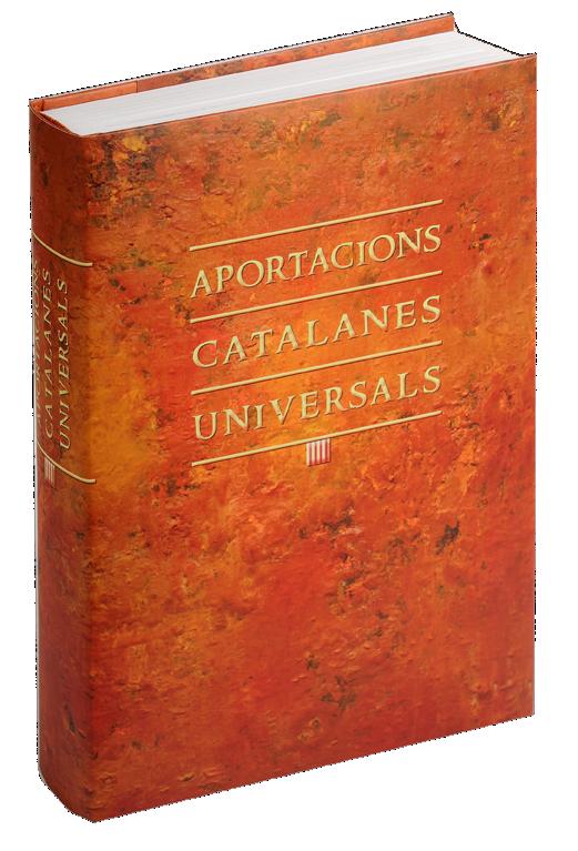 Presentació del llibre «Aportacions catalanes universals»