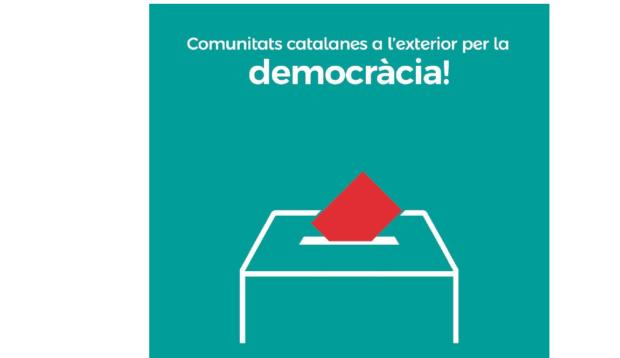 Comunitats Catalanes a Europa per la Democràcia