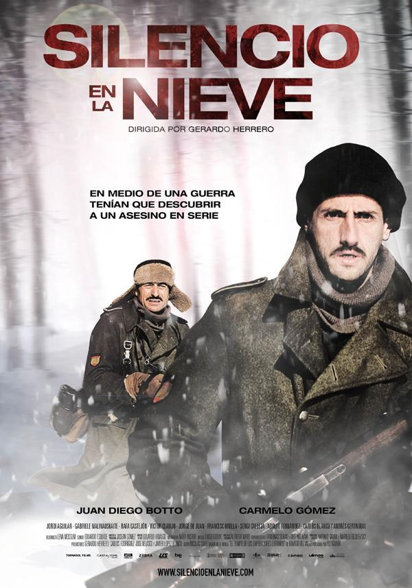 Cine Borromäum – Silencio en la nieve (12+)