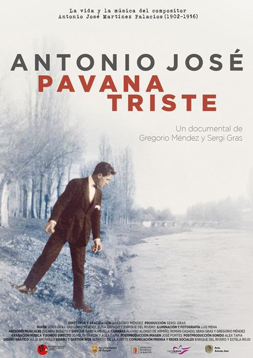 Cine Borromäum – Antonio José. Pavana triste