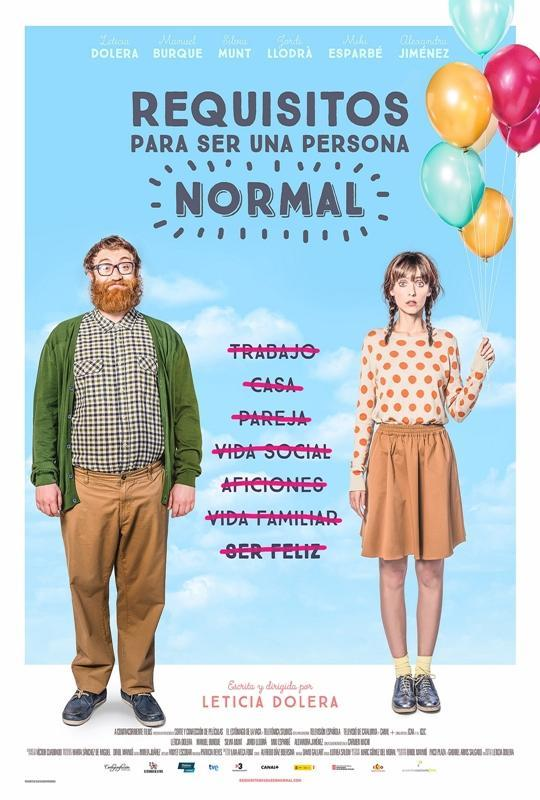 Cine Borromäum – Requisitos para ser una persona normal