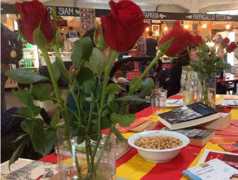 Sant Jordi 2019 – Intercanvi de llibres