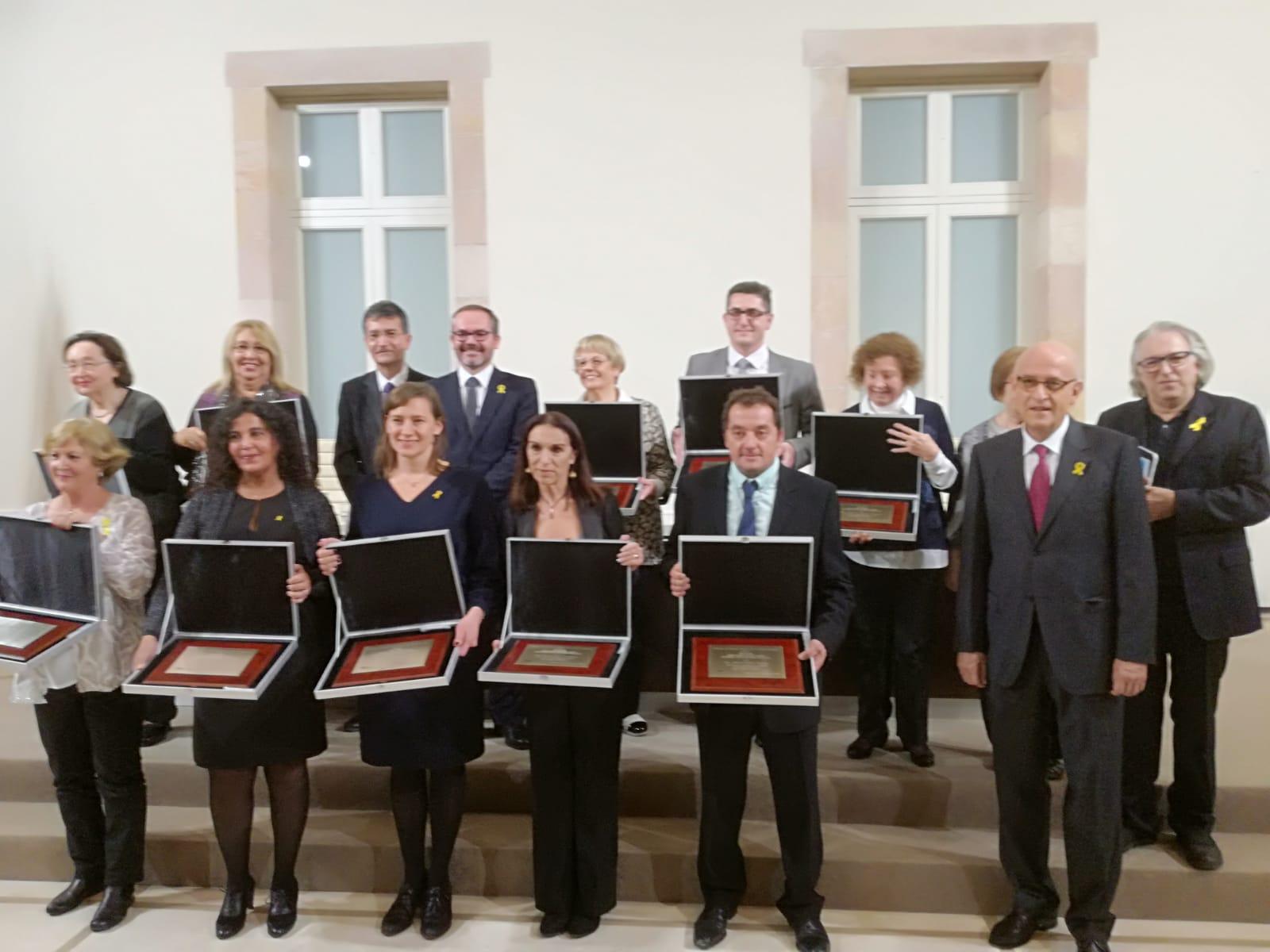 """L'IPECC atorga el premi """"Josep Maria Batista i Roca – Memorial Enric Garriga Trullols"""" a deu catalans residents a l'exterior"""