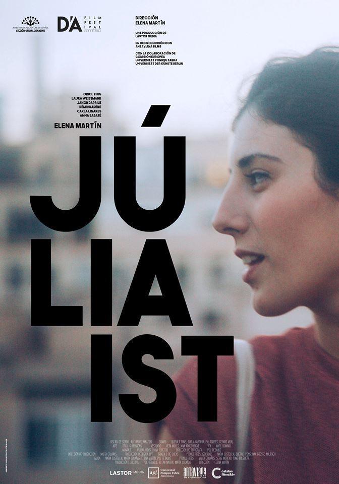 Cine Borromäum – Júlia ist