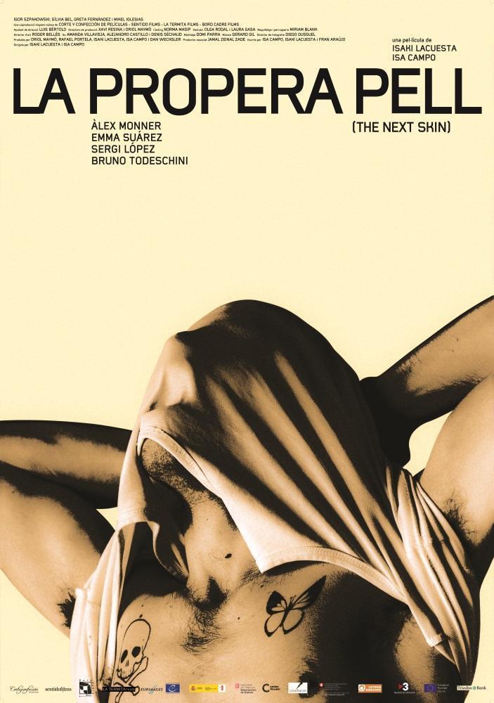 Cine Borromäum – La próxima piel