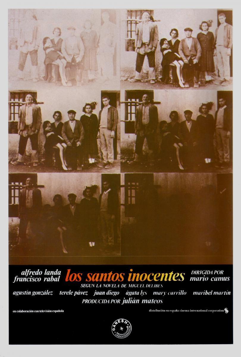 Cine Borromäum – Los santos inocentes
