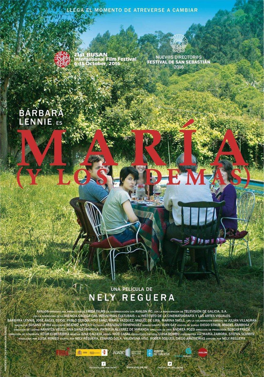 Cine Borromäum – María (y los demás)