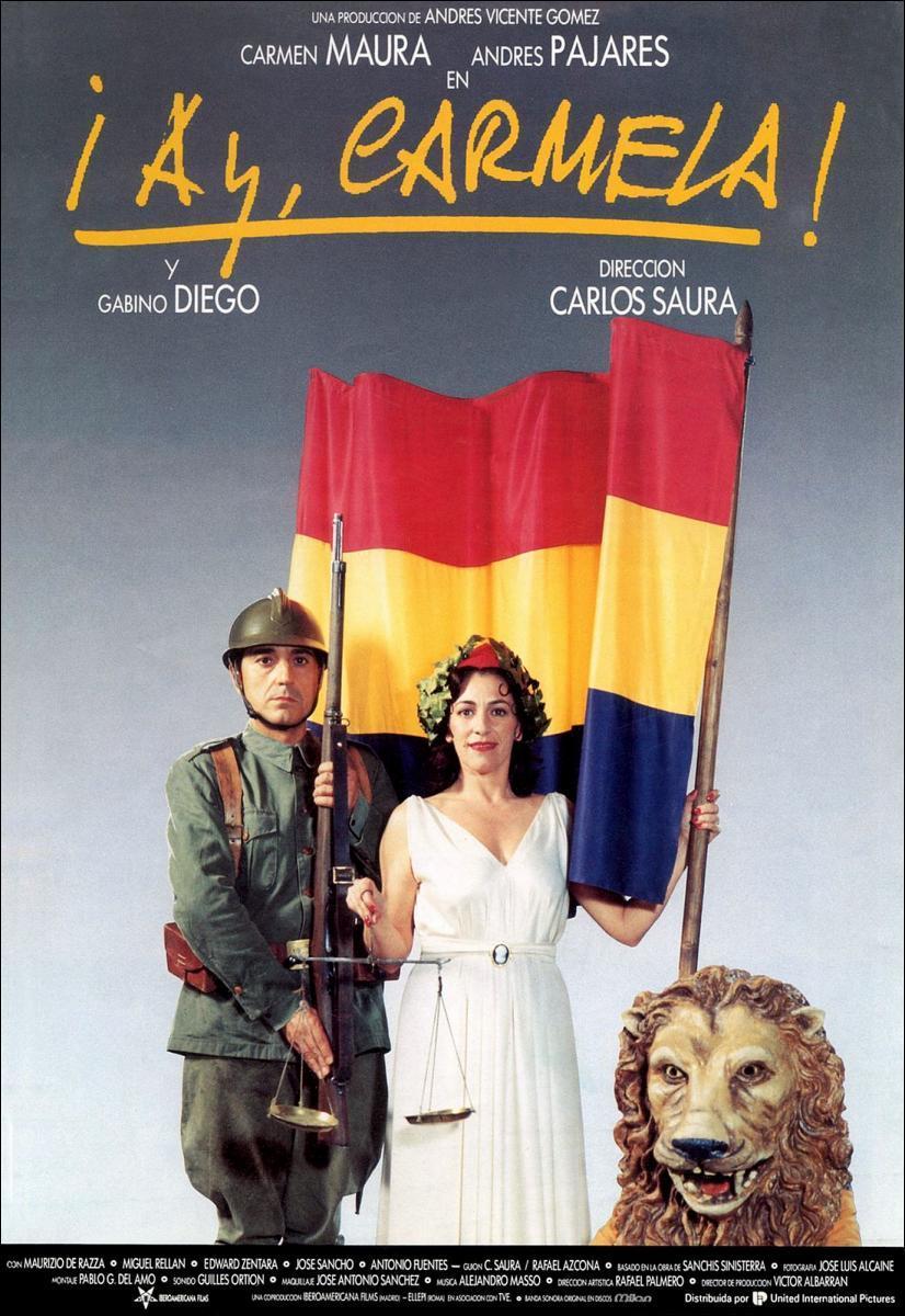 Cine Borromäum – ¡Ay, Carmela! (1990)