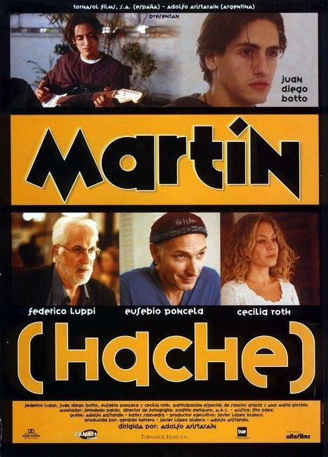 Cine Borromäum – Martín Hache (1997)