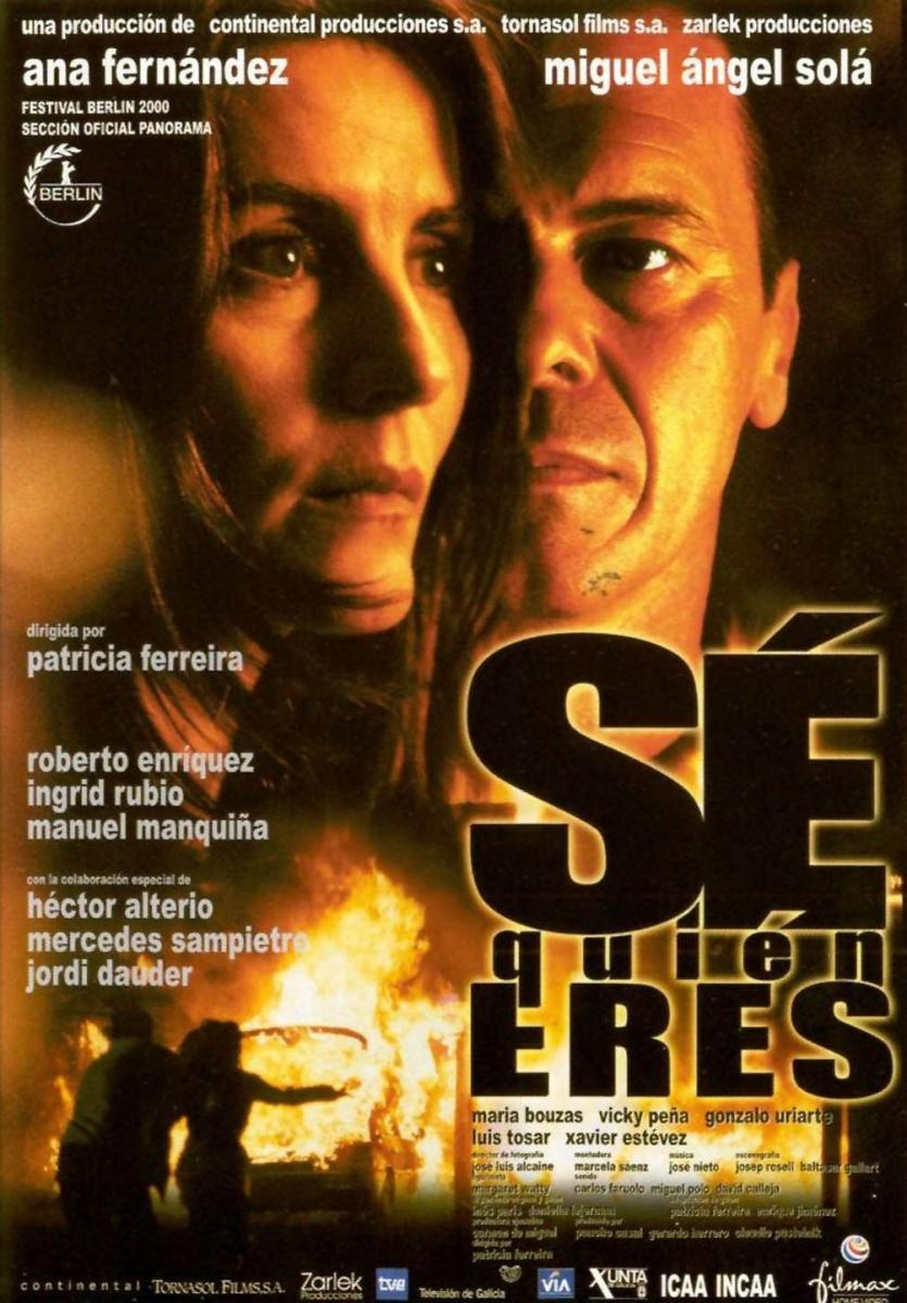 Cine Borromäum – Sé quién eres (2000)