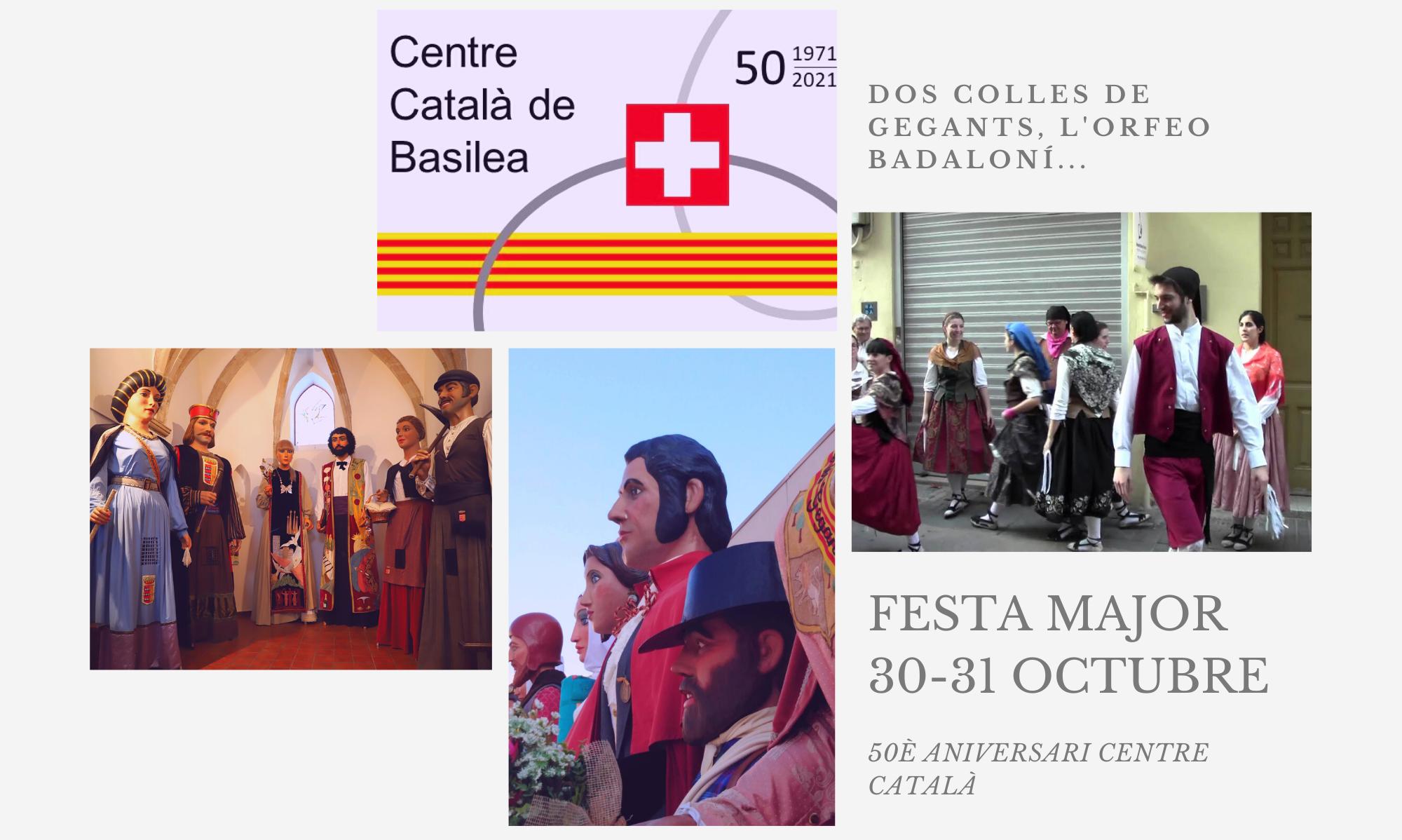 30-31 Octubre – Festa Major 50è Aniversari CCB